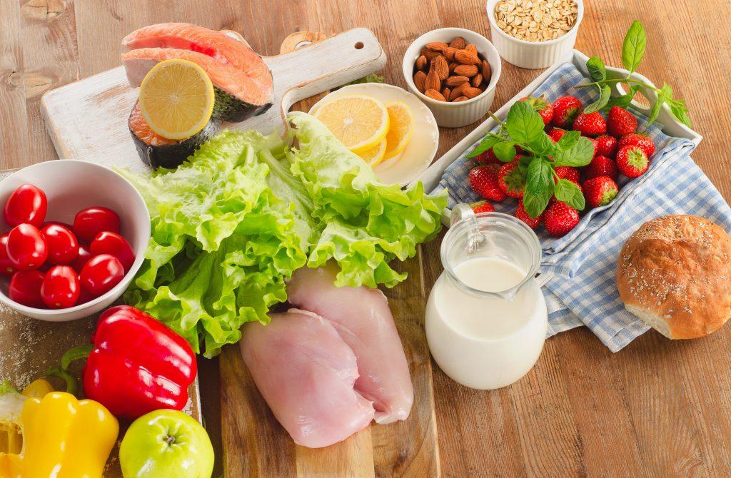 Potraviny, které by neměli chybět ve vašem zdravém nákupu.
